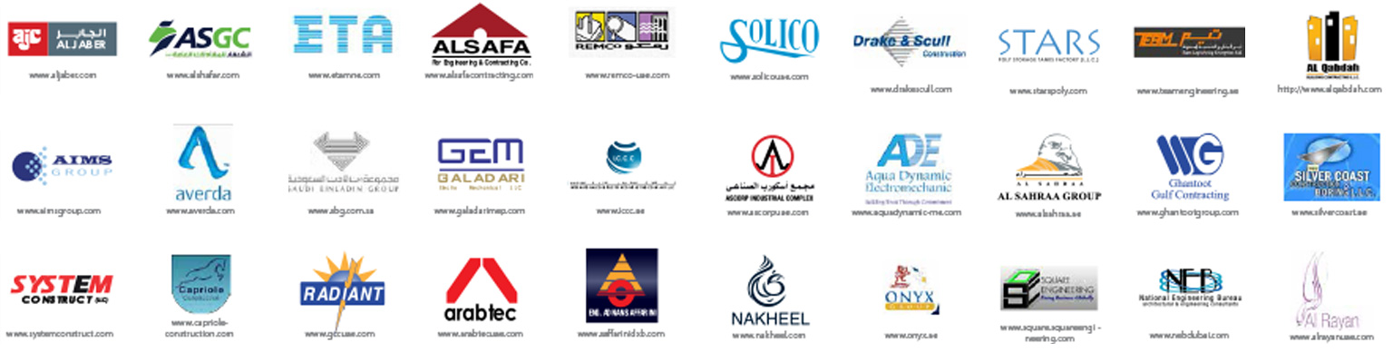 Major GRP Clients of Speed House Group