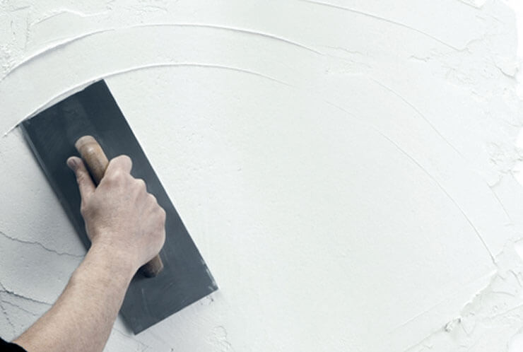Interior Plastering Works