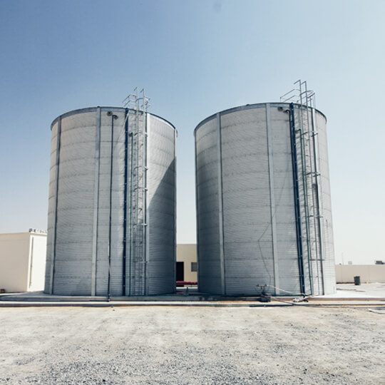 Storage Tanks Projects