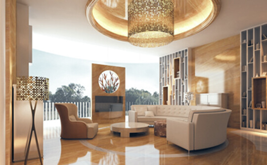 Interior Design and Fitout